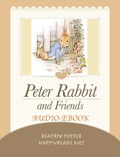 Peter Rabbit and Friends (Audio-eBook)